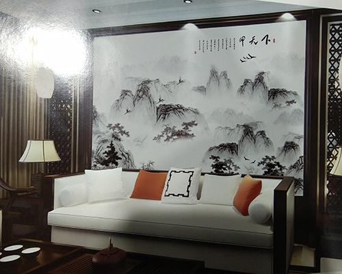 张家港山水画
