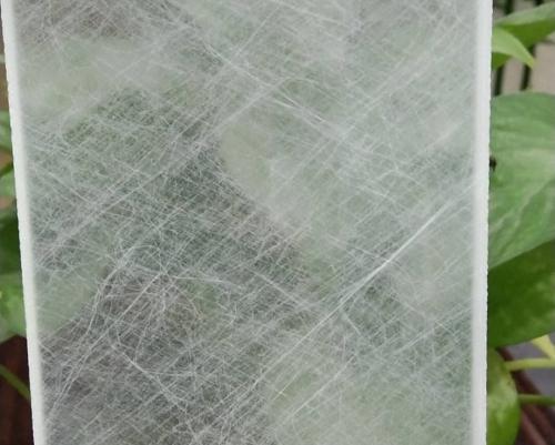 网纱夹丝玻璃
